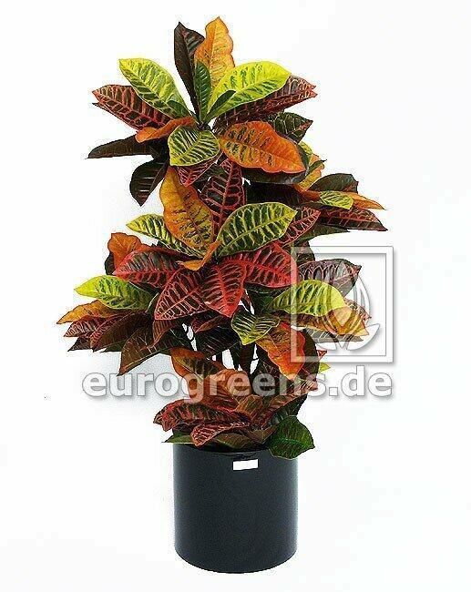 Umelá rastlina Krotónovec 90 cm