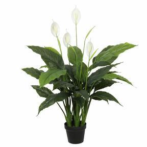 Umelá rastlina Lopatkovec 108 cm