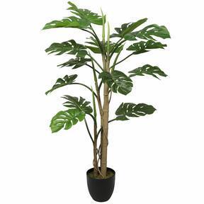 Umelá rastlina Monstera 120 cm