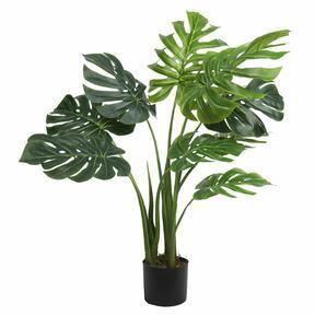 Umelá rastlina Monstera 85 cm