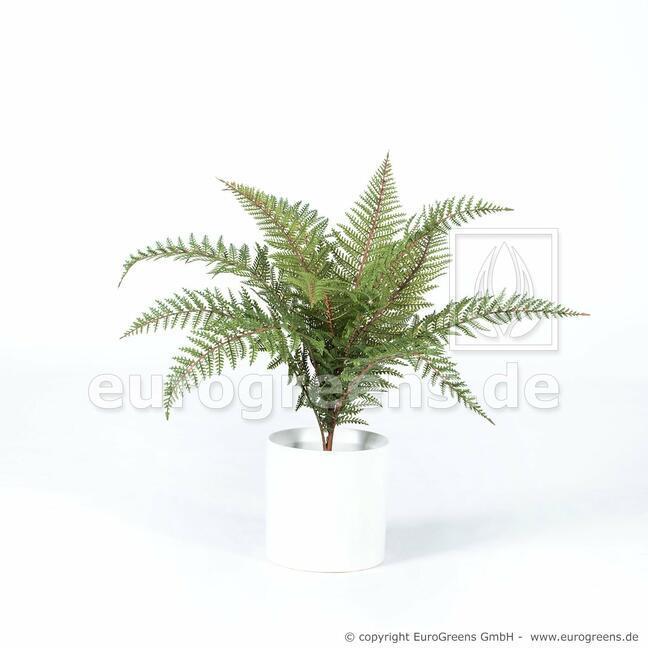 Umelá rastlina Papraď 60 cm