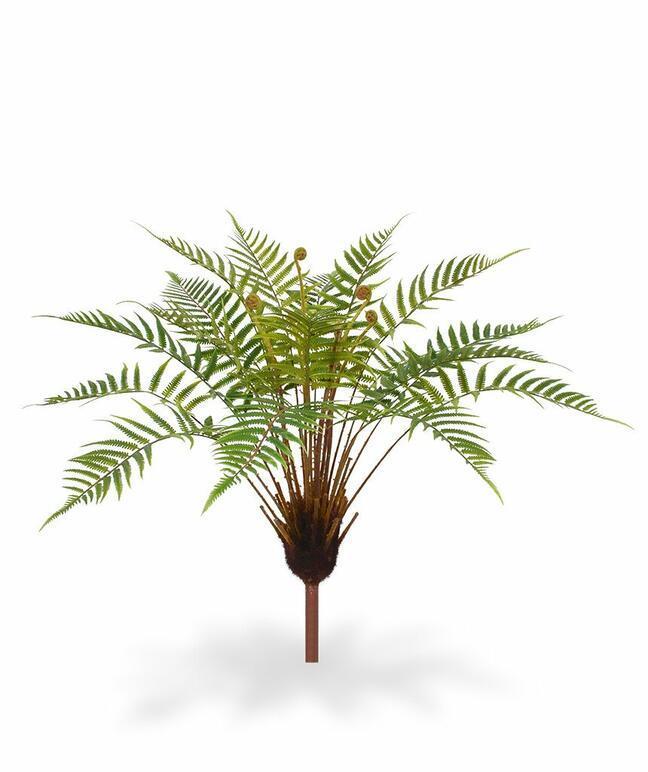 Umelá rastlina Papraď 75 cm