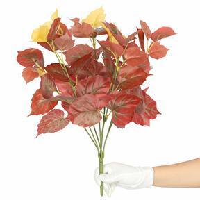 Umelá rastlina Pavinič červený 45 cm