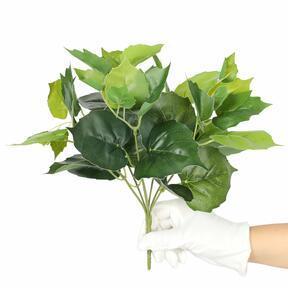 Umelá rastlina Pavinič zelený 25 cm