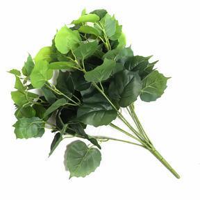Umelá rastlina Pavinič zelený 45 cm