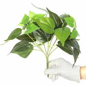 Umelá rastlina Philodendron Cordatum 25 cm