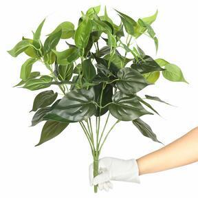 Umelá rastlina Philodendron Cordatum 45 cm