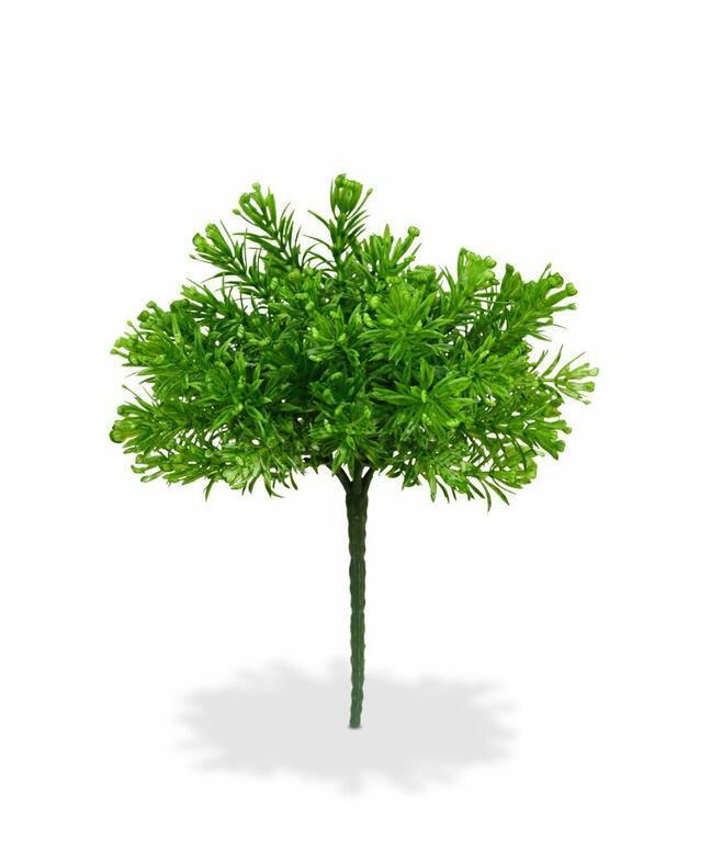 Umelá rastlina Senecio 15 cm