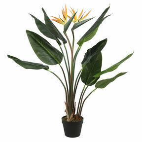 Umelá rastlina Strelícia 110 cm