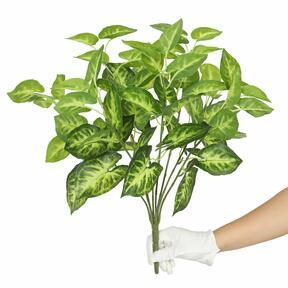 Umelá rastlina Taro Araceae 45 cm