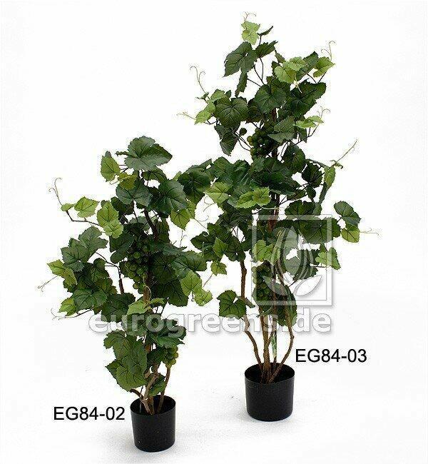 Umelá rastlina Vinič hroznorodý 90 cm