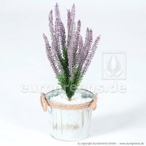 Umelá rastlina Vresovec fialový 38 cm