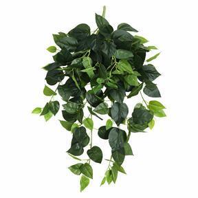 Umelá úponka Bazalka zelená 80 cm