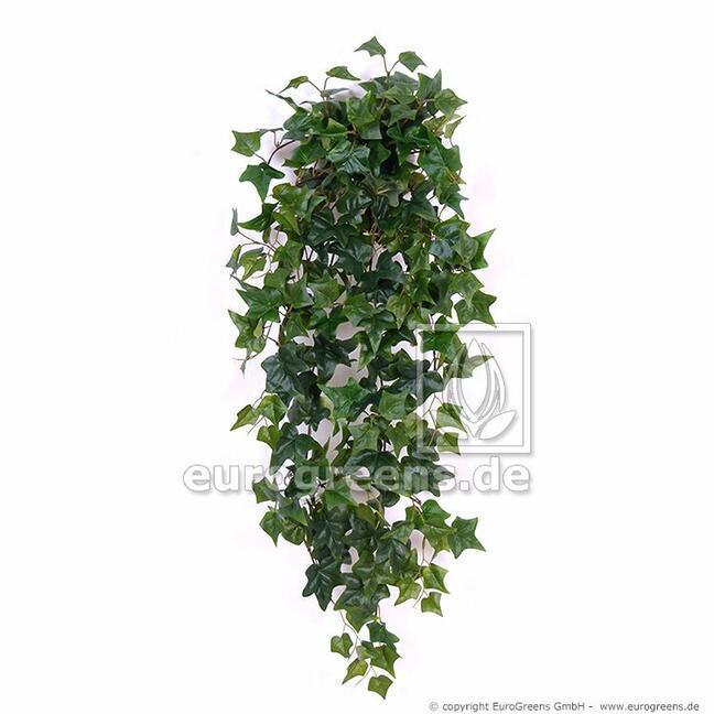 Umelá úponka Brečtan zelený 80 cm