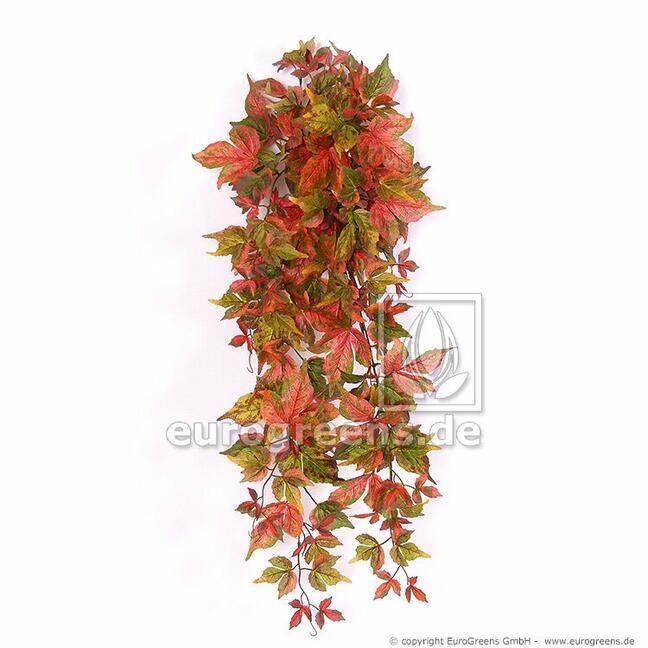 Umelá úponka Vinič hroznorodý jeseň 80 cm