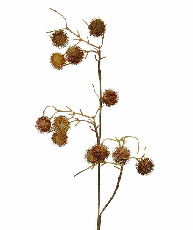 Umelá vetva Bodliak 85 cm