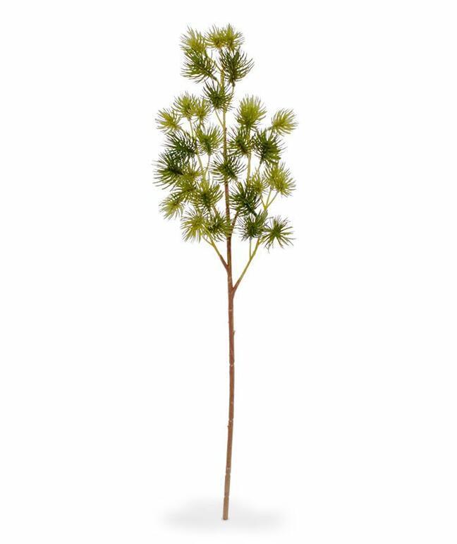 Umelá vetva Borovica 50 cm