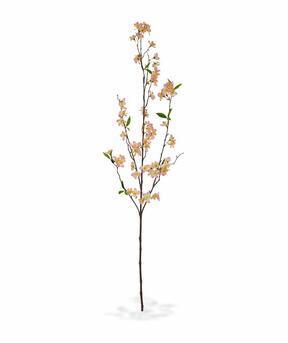 Umelá vetva Čerešňa ružová 120 cm