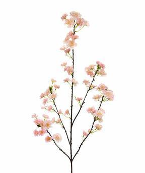 Umelá vetva Čerešňa ružová 125 cm