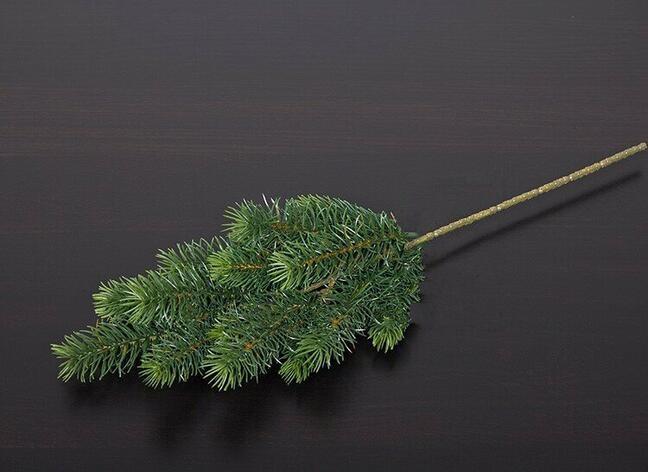 Umelá vetva Jedľa 50 cm