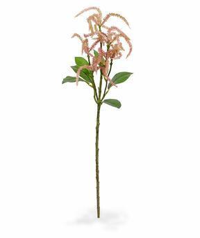 Umelá vetva Láskavec ružová 55 cm