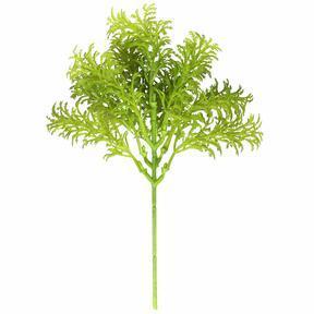 Umelá vetva Papraď 16 cm