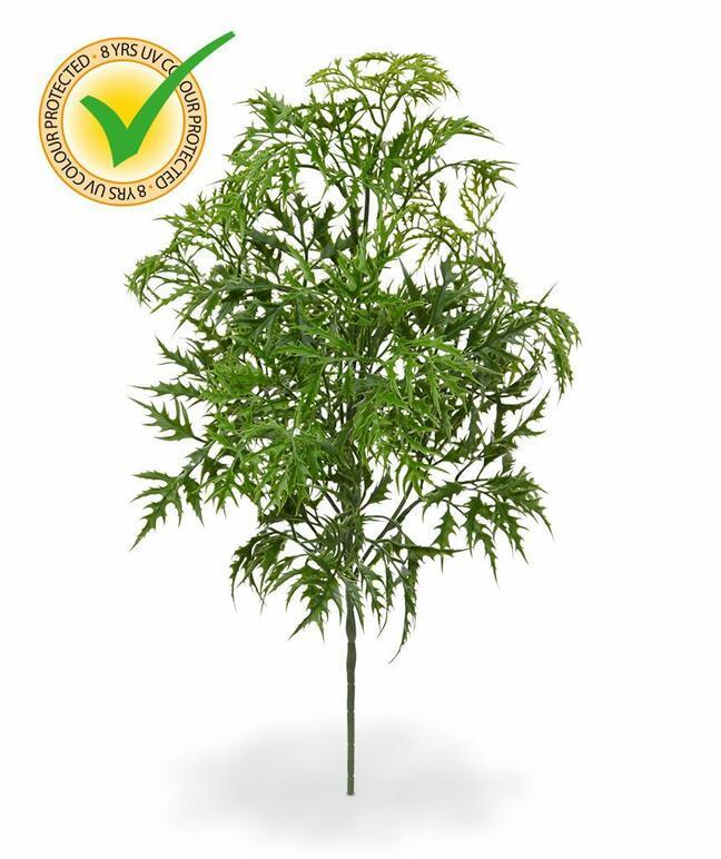 Umelá vetva Polyscias fruticosa 50 cm