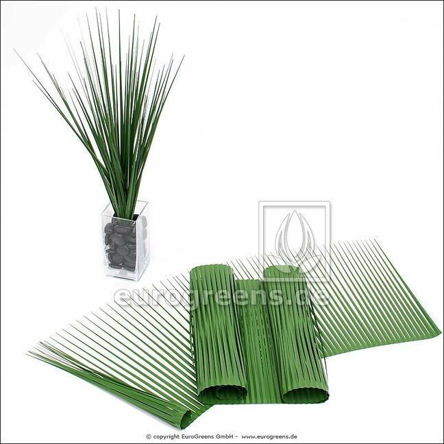 Umelé steblá trávy  45 x 90 cm