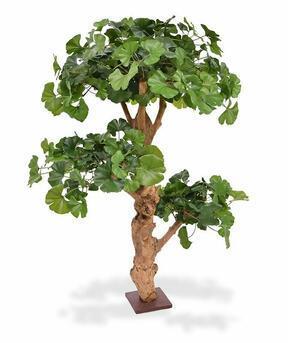 Umelý bonsai Ginko 95 cm