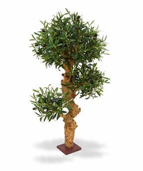 Umelý bonsai Olivovník 90 cm