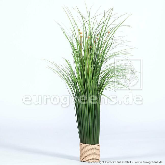 Umelý kvitnúci zväzok trávy 55 cm