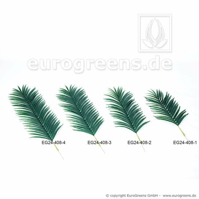 Umelý list palma Areca 100 cm