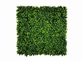 Umelý listnatý panel Citrus Maxima - 50x50 cm