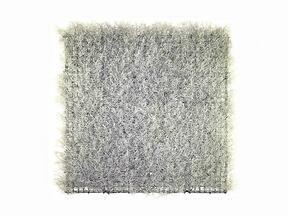 Umelý panel strieborný Calocephalus - 50x50 cm