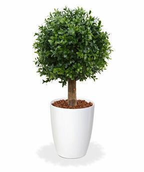 Umelý strom Buxus guľatý 25 cm