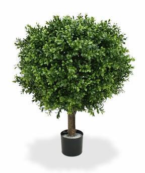 Umelý strom Buxus guľatý 50 cm