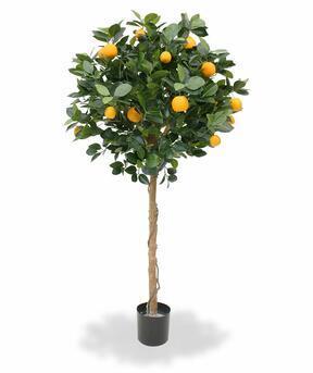 Umelý strom Citrónovník pomarančový 120 cm