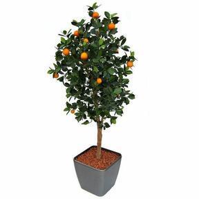 Umelý strom Citrónovník pomarančový 150 cm