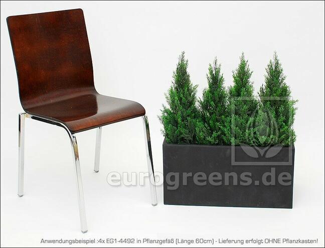 Umelý strom Cypruštek tujovitý 65 cm
