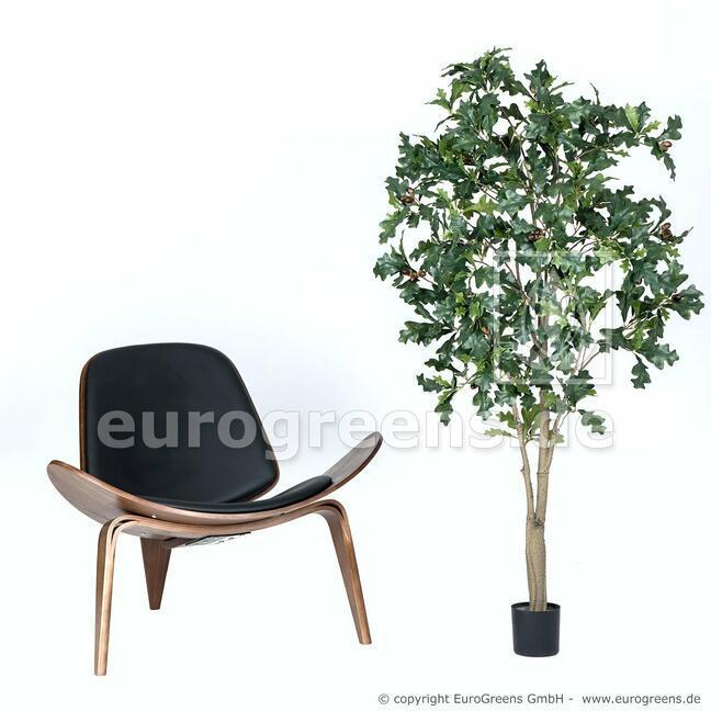 Umelý strom Dub s plodmi 160 cm