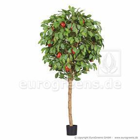 Umelý strom Jabloň s plodmi 180 cm