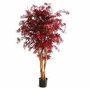 Umelý strom Javor burgundy 160 cm