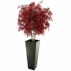 Umelý strom Javor burgundy 165 cm