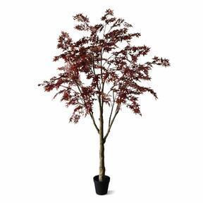 Umelý strom Javor burgundy 280 cm