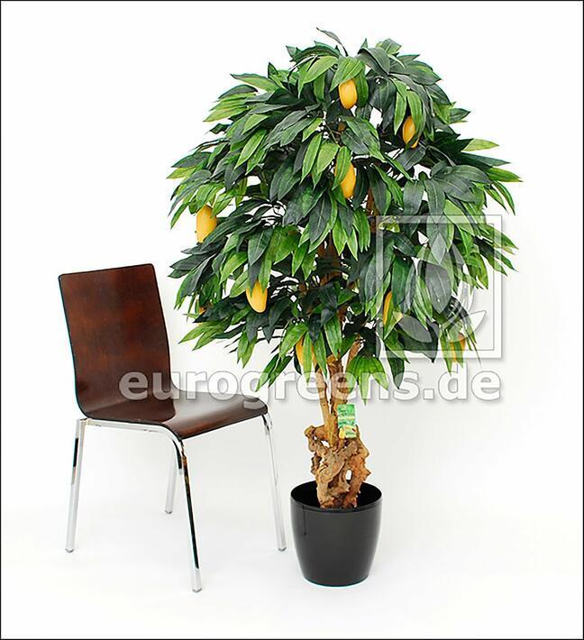 Umelý strom Mangovník s plodmi 120 cm