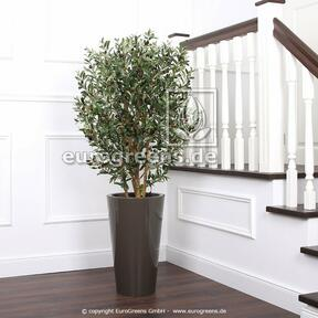 Umelý strom Olivovník s olivami 130 cm