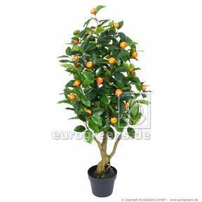 Umelý strom Pomarančovník s plodmi 115 cm
