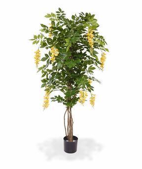 Umelý strom Vistéria žltá 150 cm