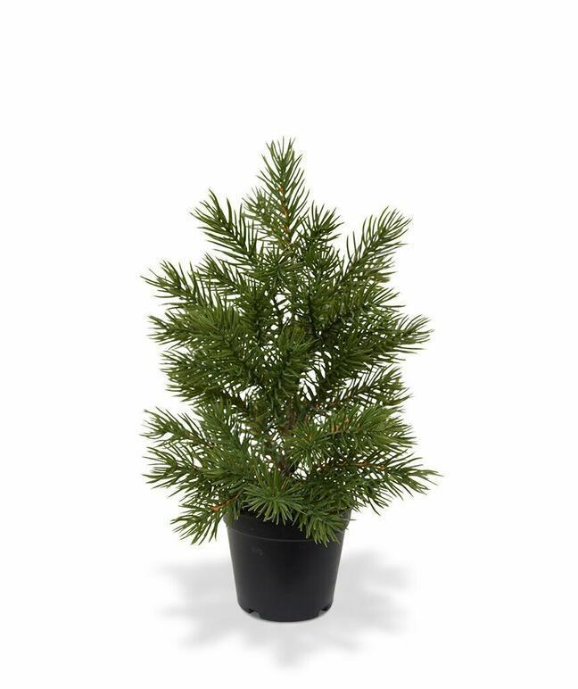 Umelý vianočný stromček 28 cm