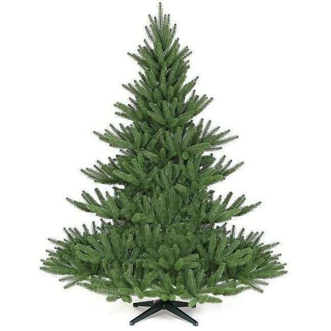 Umelý vianočný stromček Jedľa Nordmann Bolton 180 cm